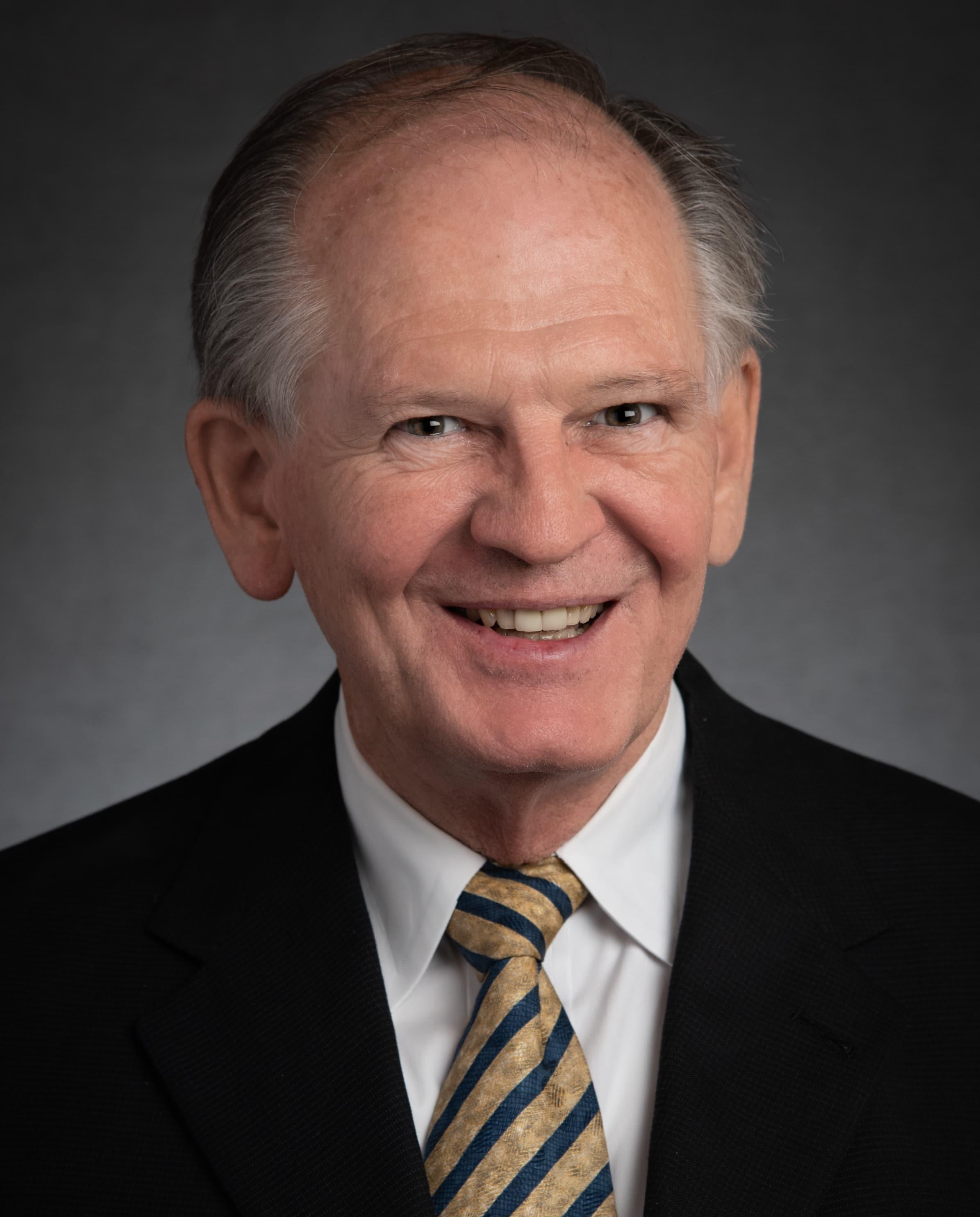 Gerry Montgomery : President, Funeral Director
